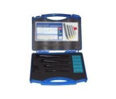 4PC Coolant Thru Boring Bar Kit with Case